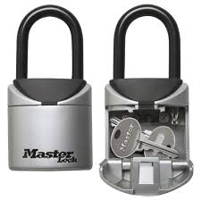 <b>Master Lock 5406D</b> Set Your Own Combination Portable Lock Box ...