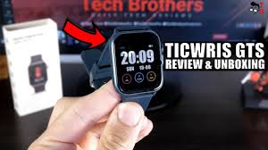 <b>TICWRIS GTS</b> Really Measures <b>Body</b> Temperature! Hands-on ...