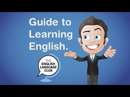 english language club  youtube