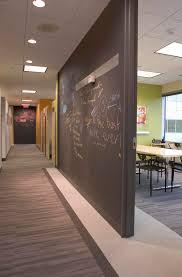 one chalkboard paint office
