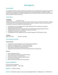 A CV for a Teenager Binuatan