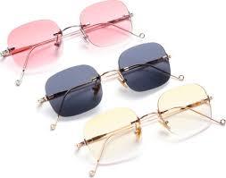 Summer Gradient <b>Ocean Lens</b> Trendy UV400 <b>Sunglasses</b> for ...
