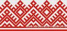 Русский орнамент вышивки крестом