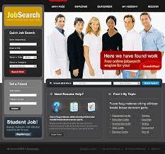 job portal website templates  sixthlifesixthlife
