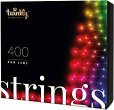 Twinkly Smart Decorations Custom LED String Lights ... - Amazon.com