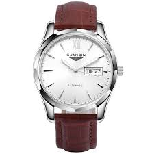 <b>GUANQIN GJ16034 Men Auto</b> Mechanical Watch in 2020 ...