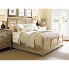 monterey sands panel customizable bedroom set bedroom set light wood vera