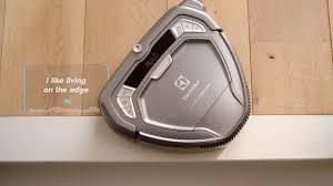 Electrolux MotionSense <b>robotic vacuum cleaner</b> - YouTube