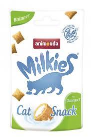 <b>Animonda Milkies</b> Balance <b>лакомство</b> хрустящие подушечки для ...