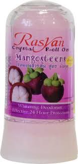 <b>RasYan Дезодорант</b>-кристалл с мангостином, 80 гр. — купить в ...