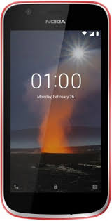 <b>Смартфон Nokia 1</b> Red