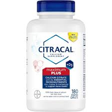 Citracal <b>Maximum Plus D3</b> -- <b>180</b> Caplets - Vitacost