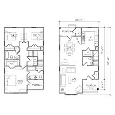 Impressive Small Duplex House Plans   Small House Plans With    Impressive Small Duplex House Plans   Small House Plans With Garage