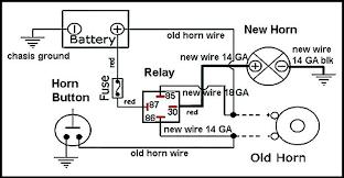 older horn wiring diagram older wiring diagrams this image has
