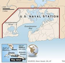 guantanamo base has strategic importance to the us officials most troops polled by reporters during a recent media tour of the base love guantanamo or loathe it