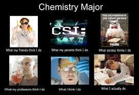 chemistry major | Tumblr | The Life of A Science Major | Pinterest ... via Relatably.com