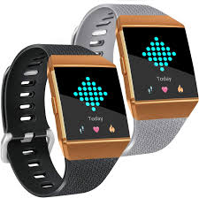 CharmingElf <b>Bands for</b> Fitbit Ionic,<b>Silicone Replacement</b> wacth Band ...