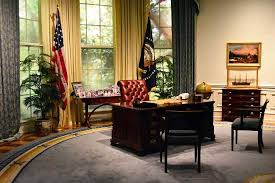 george bush presidential library and museum recreation of george hw bushs oval office bush library oval office