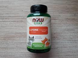 Now Foods, <b>L</b>-<b>лизин</b> для кошек (226,8 г) производство США ...