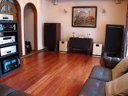 Sàn gỗ Giáng Hương trong nội thất cổ điển