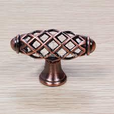 furniture iron antique brass birdcage handle