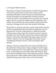 contoh essay lingkungan hidup  contoh essay lingkungan hidup