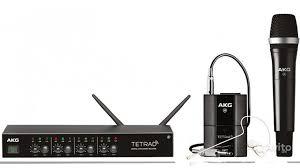 Цифровая <b>радиосистема AKG DMS Tetrad</b> Mixed Set купить в ...