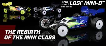 Losi: The leaders in <b>RC car</b> and truck innovation and design.