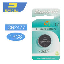 Best value Cr2477 Lithium Button <b>Battery</b> – Great deals on Cr2477 ...