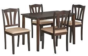 Metropolitan <b>5</b>-<b>Piece Dining</b> Set, Multiple Colors - Walmart.com ...
