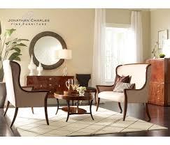 oval dining table art deco:   scene x
