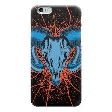Чехол для iPhone 6 глянцевый <b>Goat skull</b> #1082630 за 980 руб. в ...