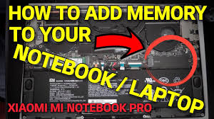 How to add an SSD to your <b>Xiaomi Mi</b> Notebook Pro - YouTube