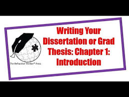 thesis writing chapter   FAMU Online Tip How to Craft a Doctoral Dissertation PhD Research or YouTube Tip How to Craft a Doctoral Dissertation PhD Research or Graduate Thesis Chap