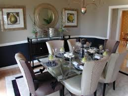 dining room table mirror top: round mirror clip set dining room glass table top replacements dining