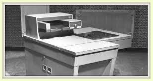 Orígenes e historia de la fotocopiadora