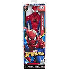 Купить <b>Spider</b>-<b>Man Hasbro Фигурка</b> Человек Паук 30 см E7333 в ...