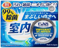 <b>Порошок</b> для стирки <b>Daiichi</b> Funs для чистоты вещей и сушки ...