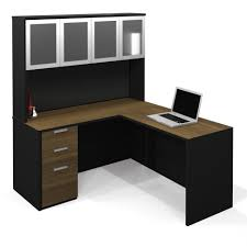 awesome l shaped office desk with hutch for inspirational home designing with l shaped office desk awesome inspirational office pictures full size