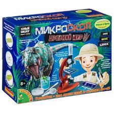 <b>Микроскоп Bondibon</b> Древний мир: Динозавры <b>Технический</b> ...