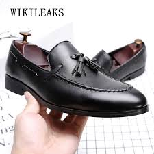 Luxury Brand Leather Brogue Mens <b>Formal Wedding</b> Shoes <b>Men</b> ...