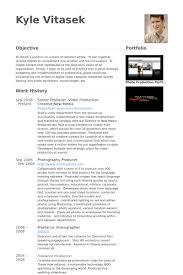 senior producer resume samples   visualcv resume samples databasesenior producer  video production creative new media resume samples