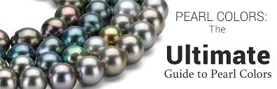 Pearl <b>Colors</b> – The Ultimate Guide to Choosing the Perfect Pearls ...