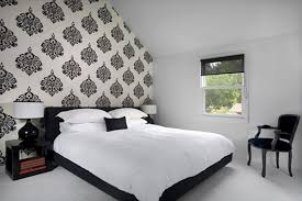 it is necessary to maintain consistency in the home especially when it comes to designing the bedroom here are some ways on how to apply white bedroom black white bedroom interior