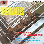 Please Please Me album by The Beatles