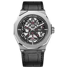 <b>Agelocer Skeleton</b> Diver Watches for Men Luminous Automatic ...