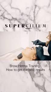 <b>Brow Henna</b>