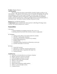 press operator job press description resume ideas heavy machine x gallery of press operator job description