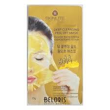 Золотая <b>маска</b>-<b>пленка</b> Обновление <b>кожи</b> (Skinlite) купить в ...