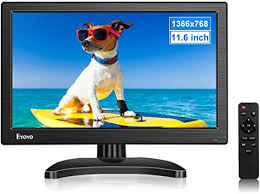 Eyoyo Portable Small HDMI Monitor 12 inch LCD ... - Amazon.com